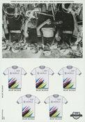 Bélgica - Mundial de Ciclismo - Minihoja nuevo