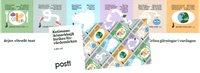 Finland - Miljøbekæmpelse - Postfrisk frimærkehæfte