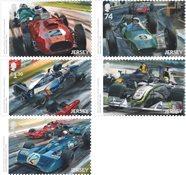 Jersey - F1 Campeonato Mundial Británico Parte 1 - Serie 5v. nuevo