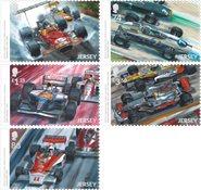 Jersey - F1 Campeonato Mundial Británico Parte 2 - Serie 5v. nuevo