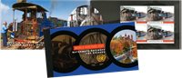 FN New York - Unesco 2021 - Postfrisk prestigehæfte