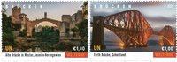 FN Wien - Unesco 2021 - Postfrisk sæt 2v