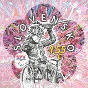 Slovakiet - Paralympiske Lege Tokyo 2020 - Postfrisk sæt