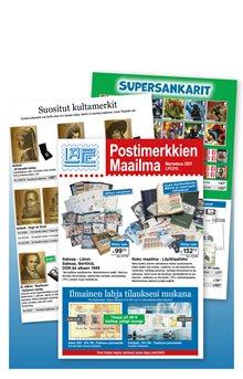Postimerkkien Maailma - LPG215