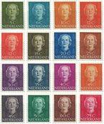 Holland 1949 - NVPH 518-533 - Postfrisk