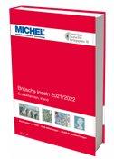 MICHEL - De britiske øer 2021/22 - Frimærkekatalog