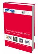 MICHEL - Kanaløerne og Man 2021/22 - Frimærkekatalog