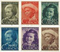 Curacao 1948 - NVPH 200-205 - Postfris