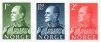 Norge 1969 - AFA 437F/439F - Postfrisk