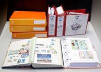 Hele Verden - Motivsamling fyrtårne i 4 mapper og 1 indstiksbog