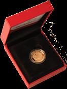 1000 kr. guldmønt - Polarmønt Sirius - Med abonnement