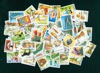 Former Soviet Republics - 50 different stamps