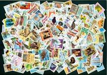 Laos - Frimærkepakke - 635 forskellige