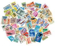 Belgian Congo - Stamp packet - 75 different