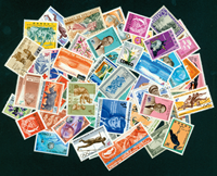 Belgian Congo - Stamp packet - 50 different