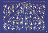 Denmark - Christmas sheet 1952