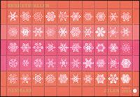 Denmark - Christmas sheet 1966