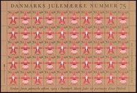 Tanska - vuoden 1978 jouluarkki