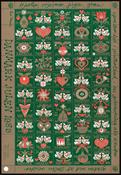 Danmark - Julemærkeark 1989