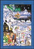 VIGN. DE NOEL ILES FE. 1991 Paysages