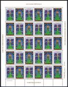 格林兰岛,2002年圣诞版票
