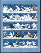 Groenland vign. Noel. 1981 Animaux