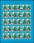 GROENLAND VIGN. DE NOEL 1991 Sapins de Noel