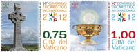 Vatican - Journée int. de l'église - Série neuve 2v