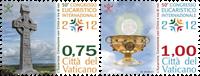 Vatican - International Church day - Mint set 2v