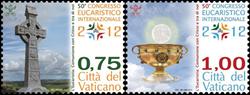 Vatikanet - International Kirkedag - Postfrisk sæt 2v