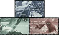 Tyskland - Sportsvelgørenhed - Postfrisk sæt 3v