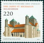 Allemagne - St. Michaelis '10 - Timbre neuf