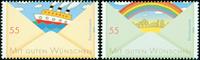 Allemagne - Poste '10 - Série neuve 2v