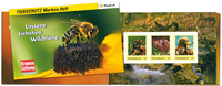 Østrig - Vildtlevende dyr - Postfrisk prestigehæfte