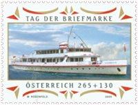 Autriche - La Journée du timbre 2009 - Timbre neuf
