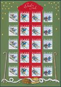 Åland - Noël 2010 - Vignettes De Noël
