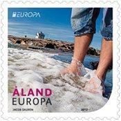 Åland - Europa 2012 - Timbre Neuf