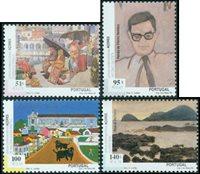 Azorerne - Malerier - Postfrisk sæt 4v