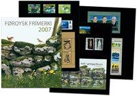 Færøerne - Årsmappe 2007
