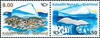 Groenland - Norden - Série neuve 2v