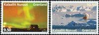 Grønland - Europa 2012 - Postfrisk sæt 2v