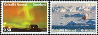 Groenland - Europa 2012 - Série neuve 2v