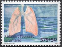 Groenland - Anti-Tuberculose - Timbre neuf