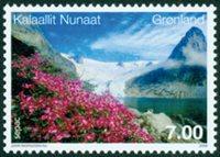 Grønland - Sepac 2009 - Postfrisk frimærke