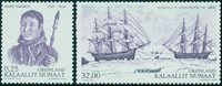 Greenland - Expeditions'10 - Mint set 2v