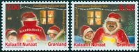 Greenland - Christmas 2010 - Mint set 2v