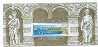 Frankrig - La Rochelle - Postfrisk miniark folder