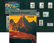 Îles Féroé - Collection annuelle 2009 - Coll.Annuelle