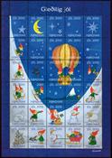 Faroer - Natale 2010 - chiudilettera - foglio nuovo