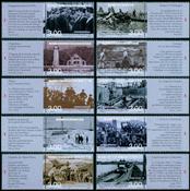 St. Pierre - 20ème siècle - Série neuve 10v